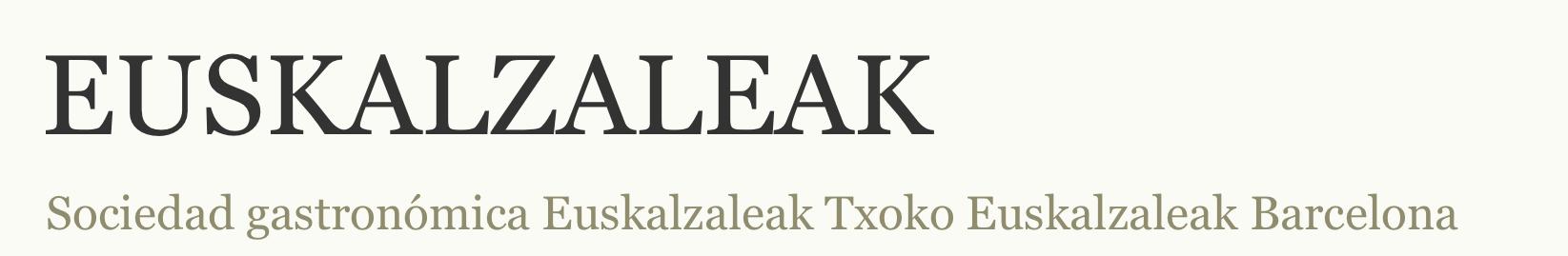 logo Euskalzaleak