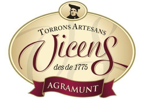 logo Turrons Vicens